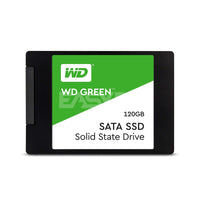 Western Digital Solid State Drive 120gb Green Sata 2.5