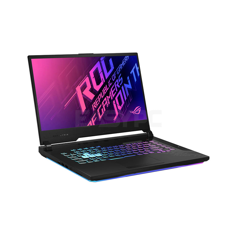 "Asus ROG Strix G15 Gaming Laptop i7-10750H/8gb/512+512 SSD/15.6""/RTX 2060/RGB KB/WIN10 Home/ROG Backpack/ROG Mouse(G512LV-AZ026T)"