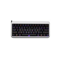 Ducky Year of the Horse DKMI1461SD-RUSALASBR3 MX Red Mechanical Keyboard Silver Case DUDK945 4JTP