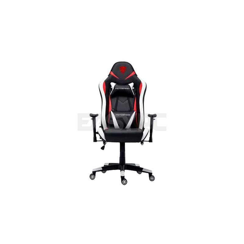 Motospeed G2 Gaming Chair Black and White MOG21425 4PHIL