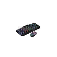 S69 BACKLIT KEYBOARD AND MOUSE COMBO MOS61414 4PHIL