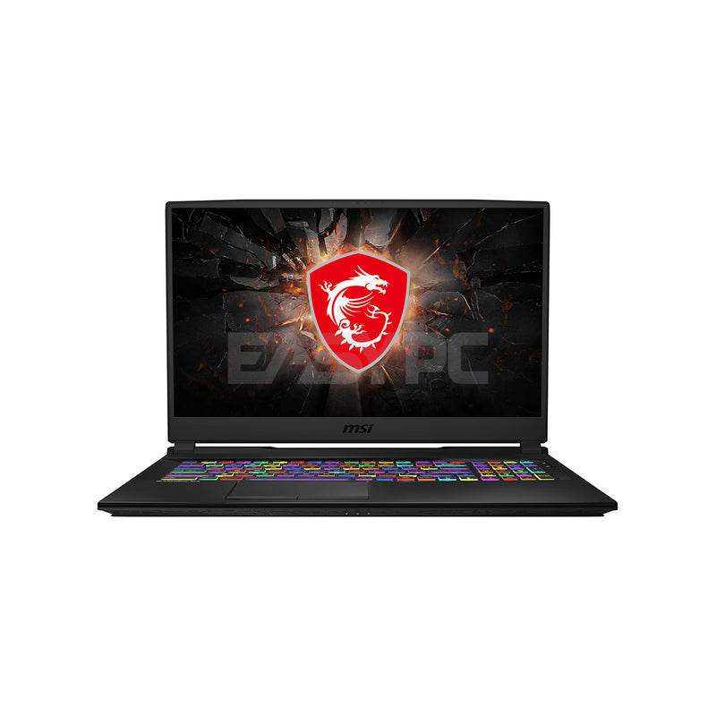MSI GL75 Leopard 10SCSR-042PH Intel i7-10750H/8GB/512GB NVMe SSD/GTX 1650Ti/Win10 Gaming Laptop Black MSGL1449 1ION