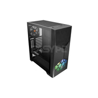 Thermaltake Commander G31 ARGB CA-1P1-00M1WN-00 Mid Tower PC Case with ARGB Fan THCA1378 1ION