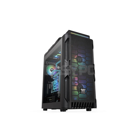 Thermaltake Level 20 RS ARGB CA-1P8-00M1WN-00 Mid Tower PC Case with ARGB Fans THCA1383 1ION