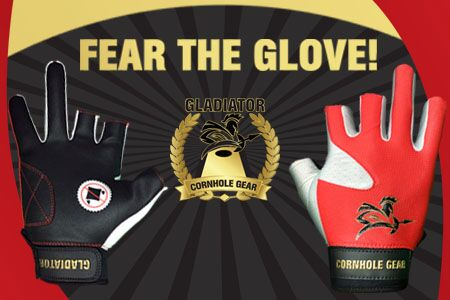 Fear The Glove Slider