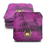 ACL Approved-Cornhole Bags-Gladiator-Empire-Purple