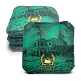 ACL Approved-Cornhole Bags-Gladiator-Empire-Green