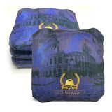 ACL Approved-Cornhole Bags-Gladiator-Empire-Blue
