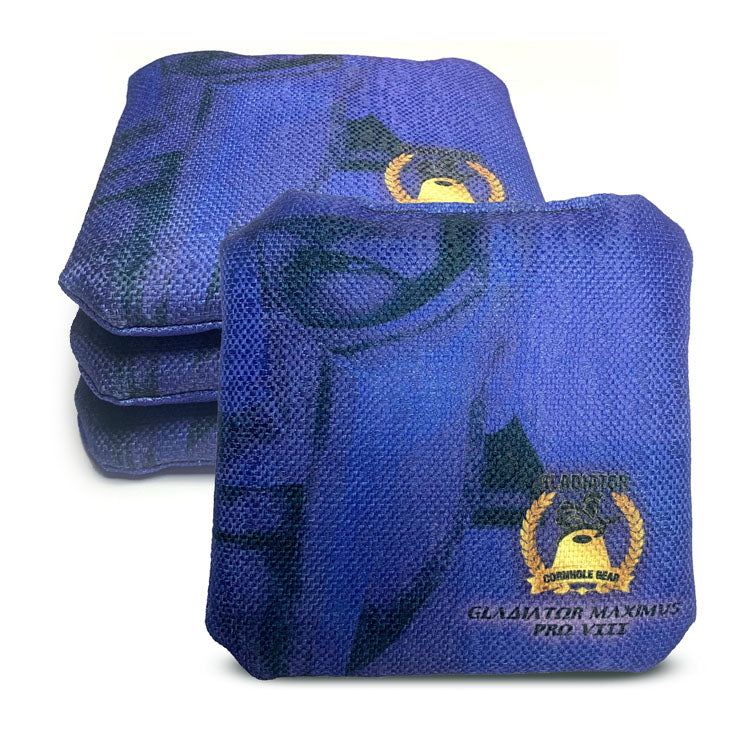 ACL Approved-Cornhole Bags-Gladiator-Maximus-Navy Blue