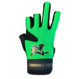 money shot green glove front