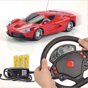 New appearance simulation remote control car