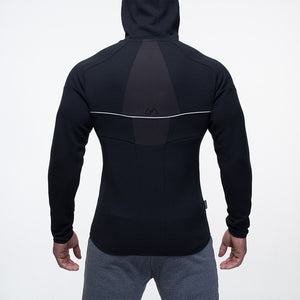 Casual Outdoor Plain Keep Warm Hoodie