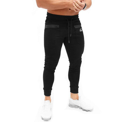 Sport Casual Pure Color Pants