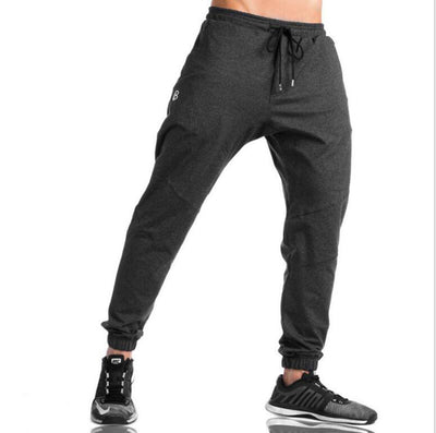 Men's Sports Stretch Slim Fit Cotton Pants