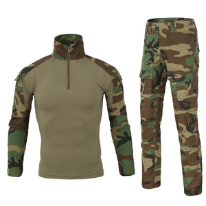 Men's Camouflage Training Frog Suit