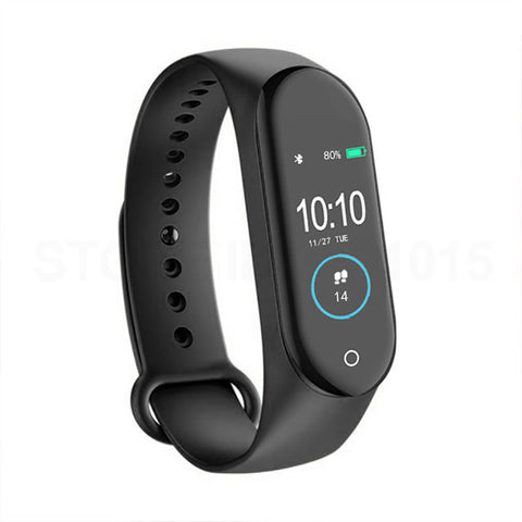 Waterproof Bluetooth Step Counter Watches