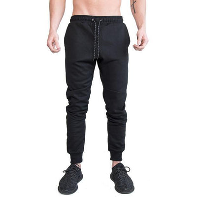Men Stretch Breathable Fitness Trousers