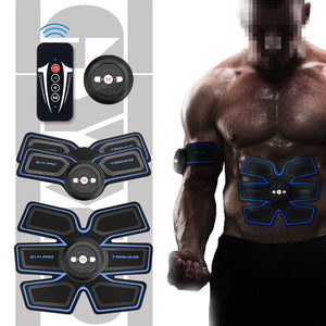 Intelligent wireless abdominal muscle paste muscle trainer