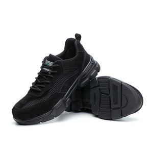 Men Casual Breathable Shatterproof Work Shoes