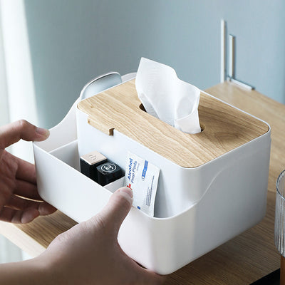 Simple Nordic Tissue Box