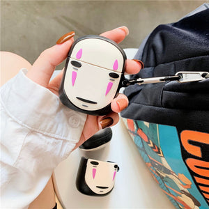 Cartoon Figure Airpods1/2 Storage Case Charging Box