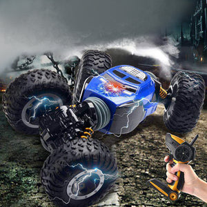 Electric climbing off-road twisting remote control car
