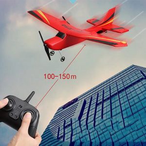 Two-way Remote Control Glider Model Toy
