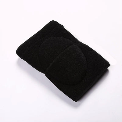 Outdoor sports knee pads thick anti-collision sponge protect