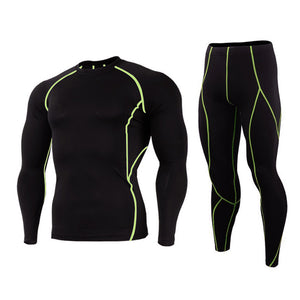 Thickening Exercise Tight Fast Drying Suit