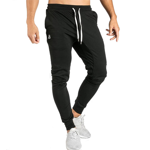 Fashion Stripe Sport Training Pants