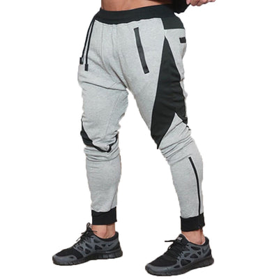 Men's Sport Pants With Small Feet
