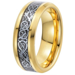 Bague Draconis Or