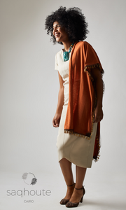 Norhan Sakkout Launches Ready-to-Wear Fashion line: Saqhoute
