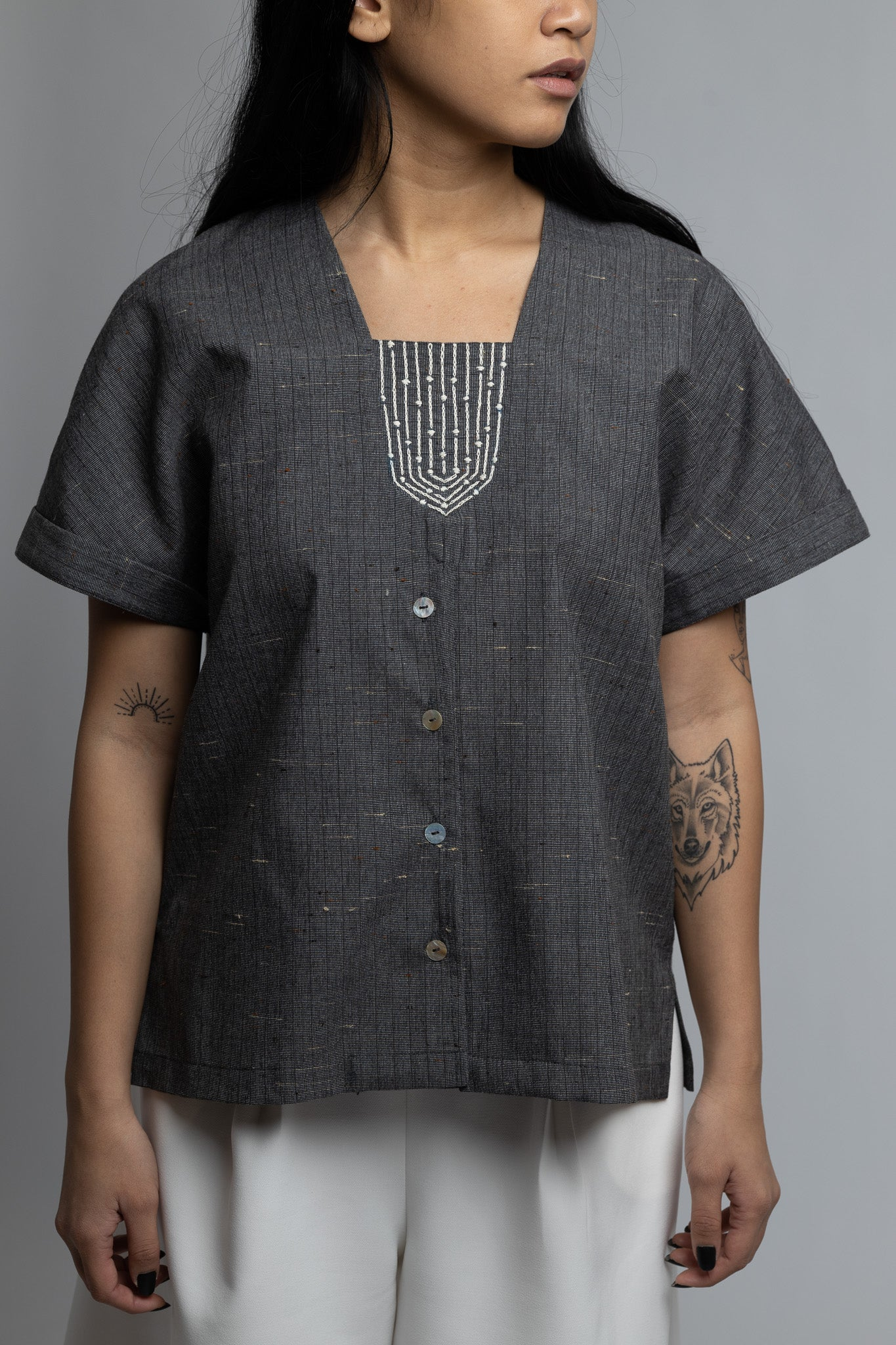 Shajara Summer Shirt