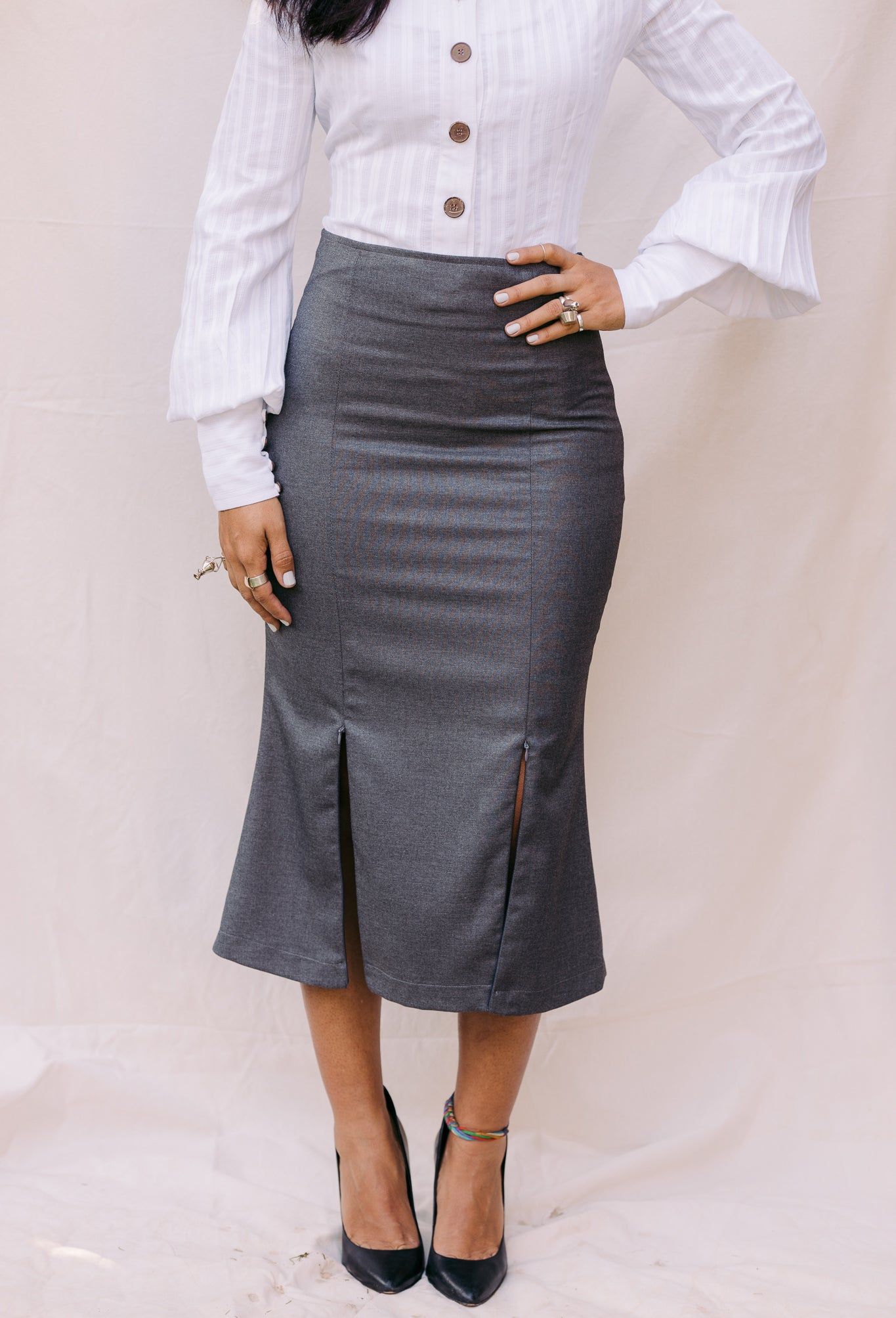 The Qubba Skirt