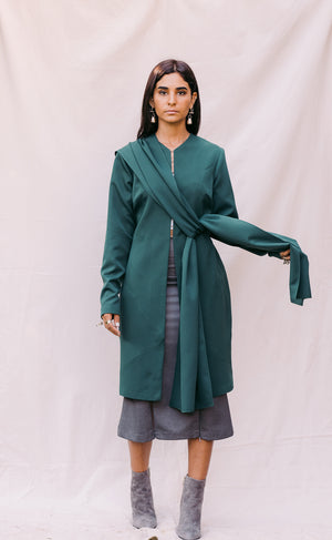 The Arabesque Coat