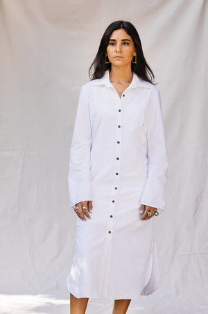 Open image in slideshow, The Youmi Shirt Dress