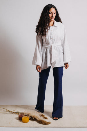 The Houreya Blouse