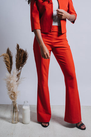 Open image in slideshow, The Rosette Trouser