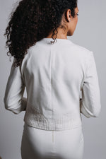 The Abena Crop Jacket