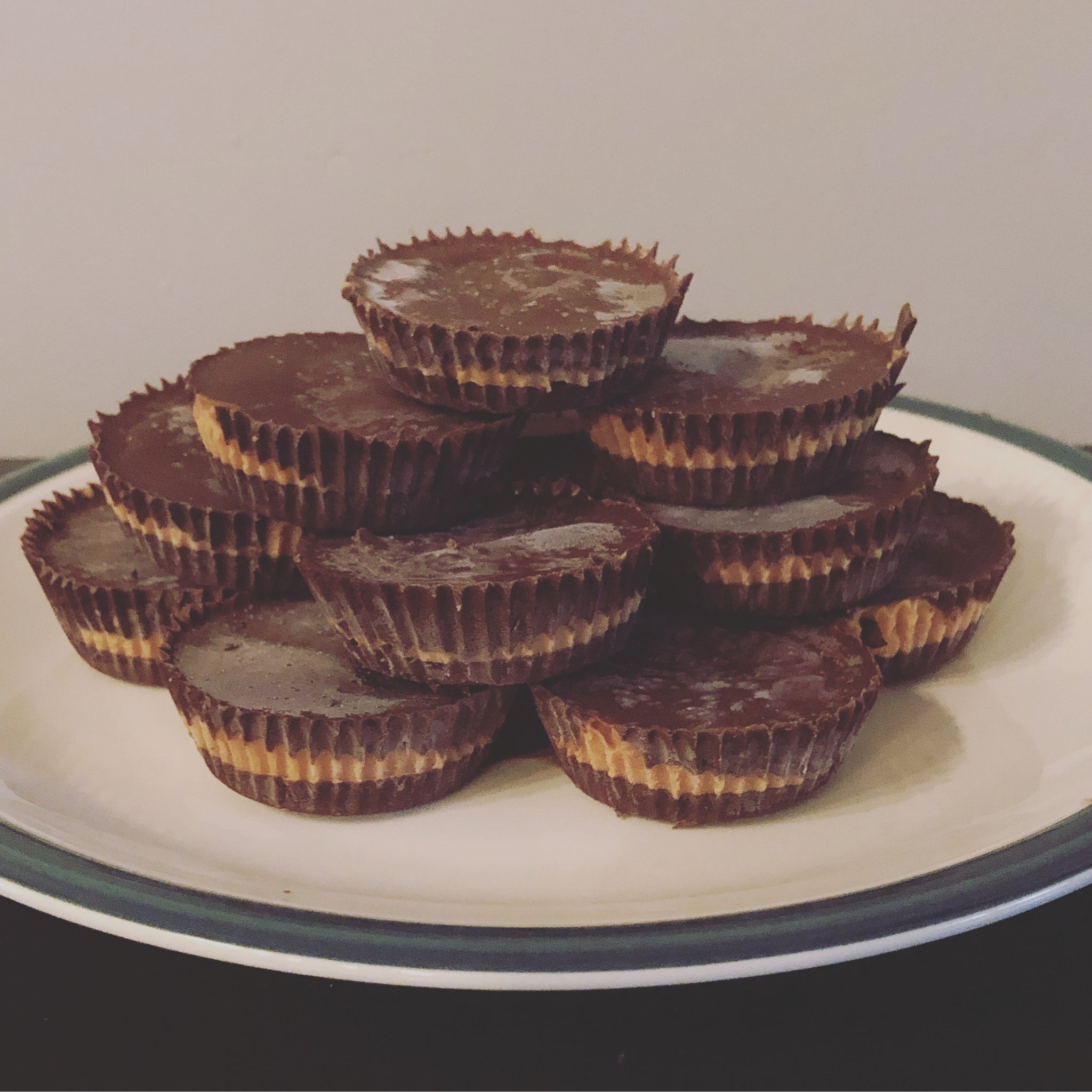 Chocolate Protein Peanut Butter Cups