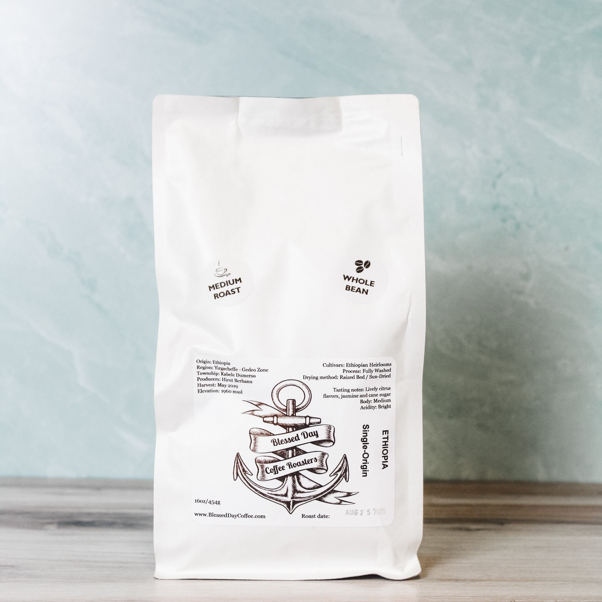 Blessed Day Coffee Roasters- 16 oz