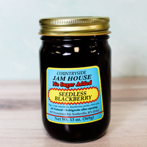 Countryside Jam House, No Sugar Added