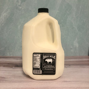 Tennessee Real Milk- Gallon Creamline