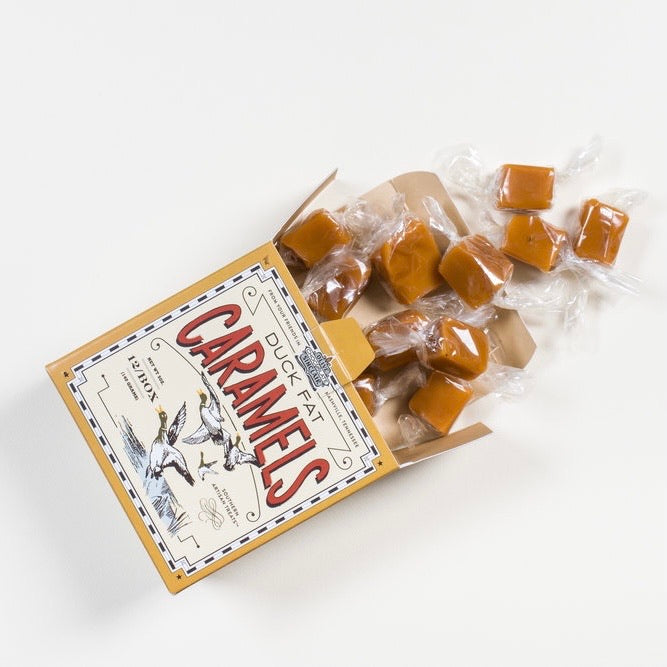 Olive & Sinclair- Duck Fat Caramels