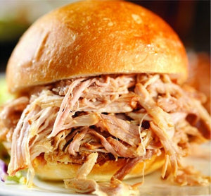 Nick's Famous Bar-B-Q, Pulled Pork- Small 1.5 lb