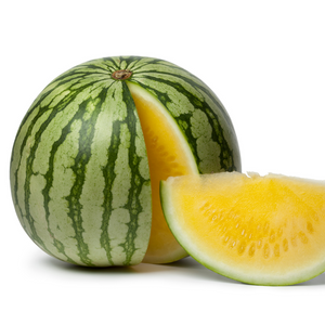 Watermelons, Yellow