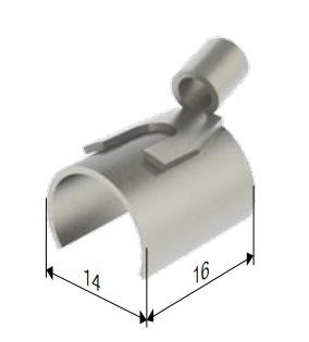 081154-62: Power Feed Clip 6mm2 (max.45A)