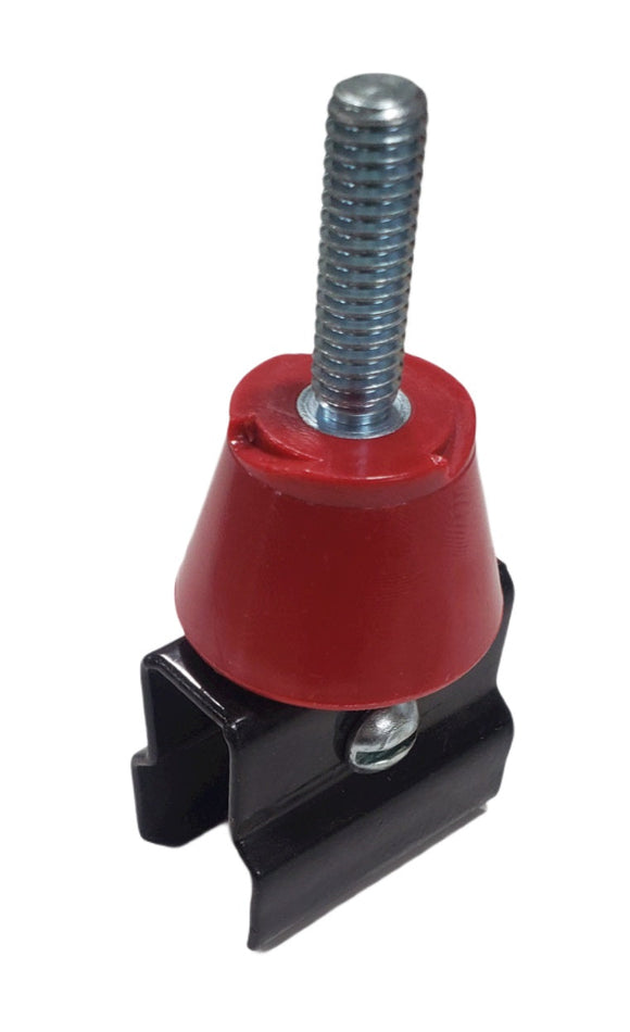 JA400KN: Coated Hanger Clamp With Spool (Outdoor Wet Dirty Corrosive)