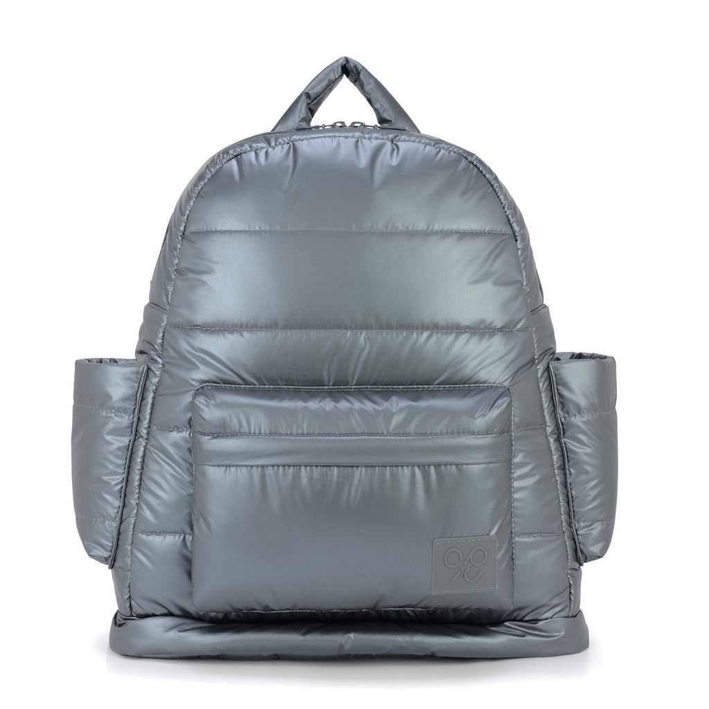 Airy Nappy Bag - L Backpack - Smokey Grey